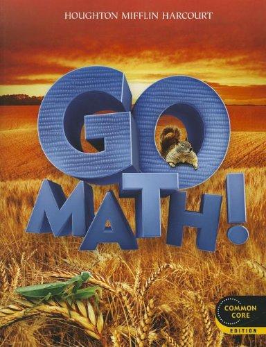 Go Math! Grade 2 Common Core Edition
