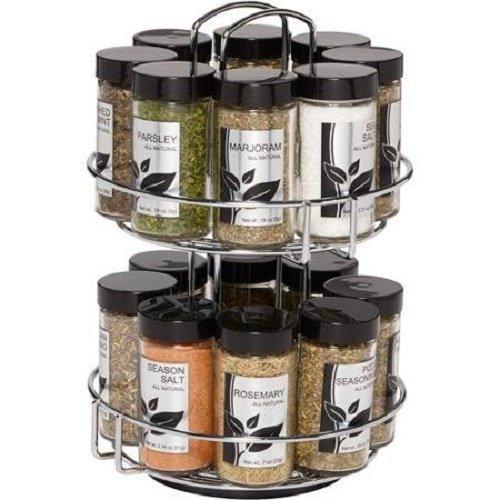 Kamenstein 16-Jar Spice Rack