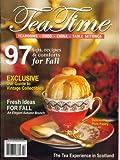 Tea Time, September/October 2008 Issue
