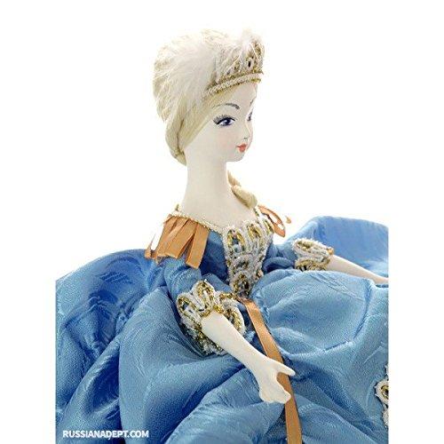 Doll Maker on ''Elizabeth in blue''