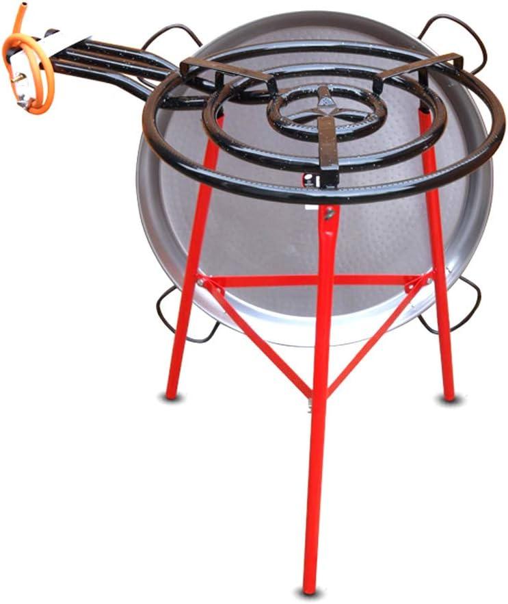 Campos Vaello Catering Paella Kit - 60 cm jarana, 80 cm ...