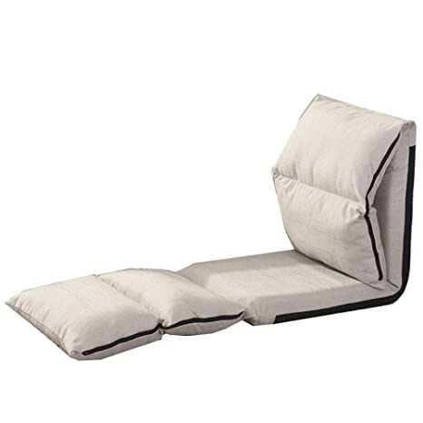 Amazon.com: Zichen silla plegable ajustable plegable Lazy ...
