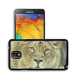 Female Lion Closeup Shot Nature Samsung Note 3 N9000 Case doudou's case