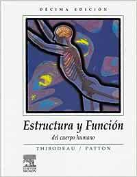 Estructura y funcion del cuerpo humano: Amazon.es