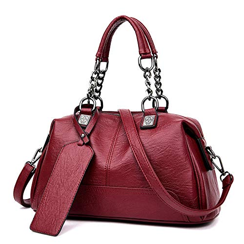 à bandoulière bandoulière à bandoulière à sac sac vin sac bandoulière à Wangkk sac bandoulière rouge à sac 0qxRFwxf