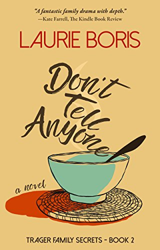 Book: Don't Tell Anyone by Laurie Boris