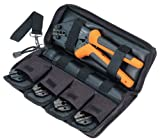 Paladin Tools 4802 8000 Series CrimpALL Broadcast Pack by Greenlee Textron