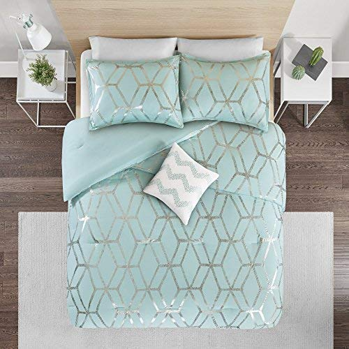 light blue bedding twin - 1
