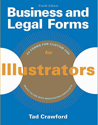 Business and Legal Forms for Illustrators por Tad Crawford
