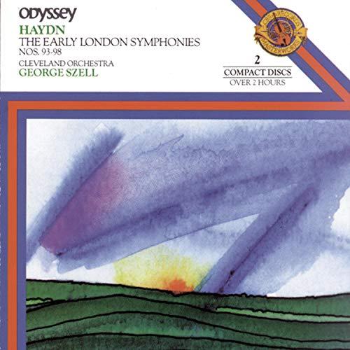 szell haydn london symphonies - 3