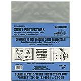 Pioneer Scrapbook Sheet Protectors, Pack of 10.