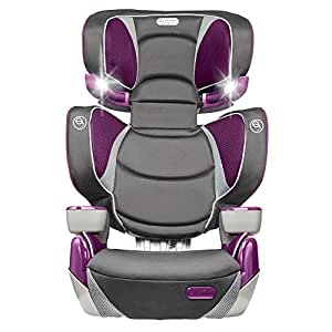 evenflo rightfit booster car seat hollyhock baby. Black Bedroom Furniture Sets. Home Design Ideas