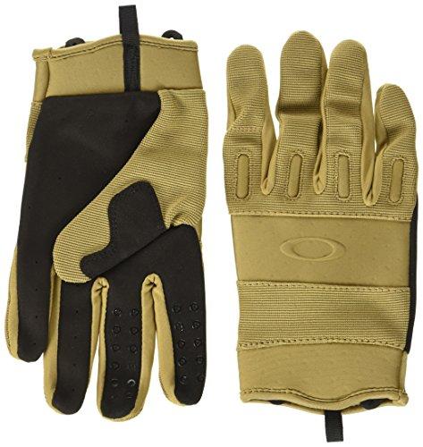 Oakley Mens SI Lightweight Glove, Coyote, - Oakleys Military