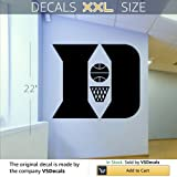 Duke Blue Devils NCAA Wall Mural Vinyl Sticker Sports Logos A010 [Kitchen]