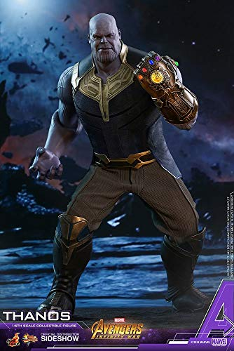 Hot Toys Movie Masterpiece Avengers Infinity War Thanos Sixth Scale Figure from Marvel