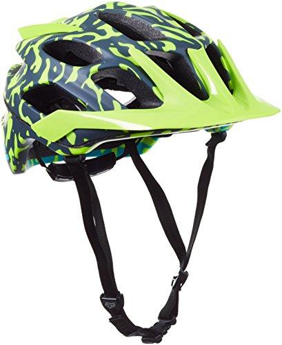 Fox Illusion Tee (Fox Head Flux MTB Bike Helmet)