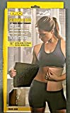 TKO Slimmer Belt. Waist Trimmer For Women Nude 10'' Wide Size