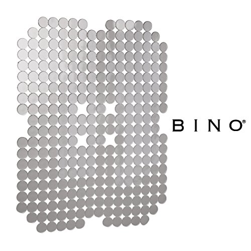 BINO 'Cirlcles' Anti-Bacterial Kitchen Sink Protector Mat, G