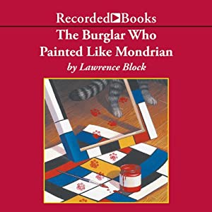 The Burglar Who Painted Like Mondrian  Hörbuch