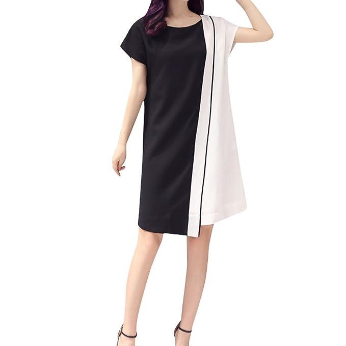Vestidos cortos para la oficina