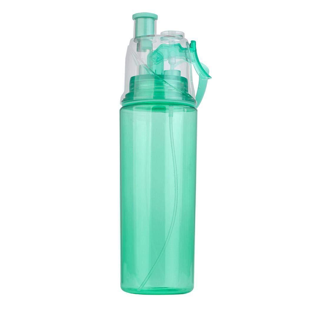 pyouhe Bottiglia dAcqua da 600 ml Sport Spray Bottle Sport da Viaggio Sport allaperto Tazze da Viaggio