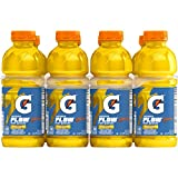 Gatorade Flow Thirst Quencher, Pineapple Mango, 20 ounce Bottles (Pack of 8)