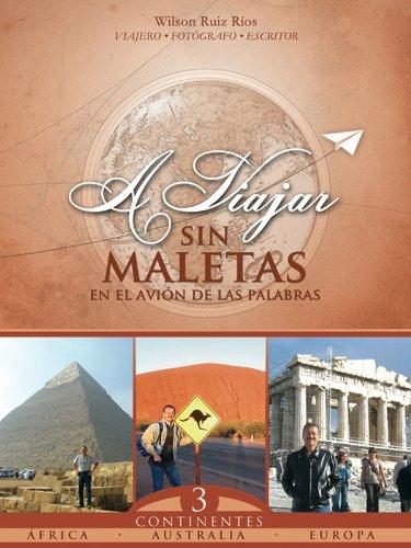 A Viajar sin Maletas en el Avión de las Palabras (Spanish Edition) by [