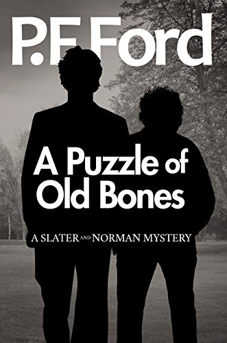 Puzzle Bones Slater Norman Mystery ebook product image