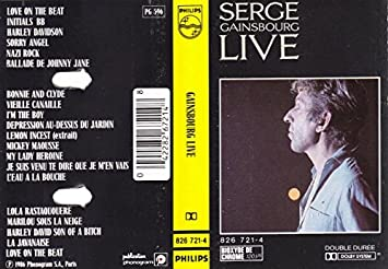 Live [Casete]