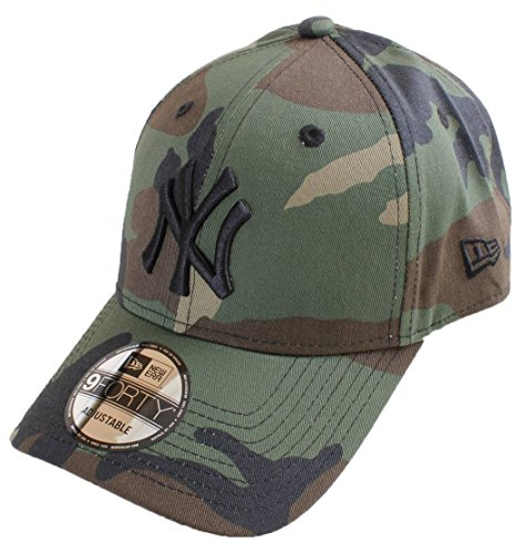 New Era Woodland Camo 9FORTY League Essential New York Yankees (Yankees Camo)