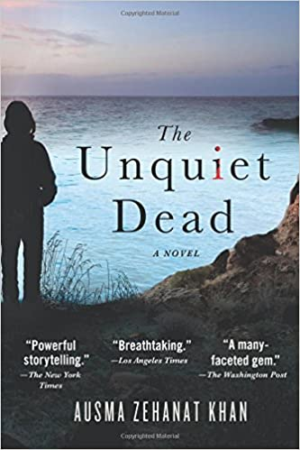 Image result for the unquiet dead book