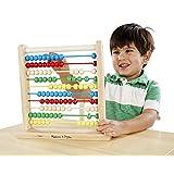 Melissa & Doug Classic Wooden Abacus