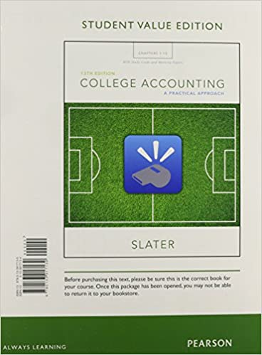 Amazon college accounting chapters 1 12 with study guide and amazon college accounting chapters 1 12 with study guide and working papers student value edition 13th edition 9780133917130 jeffrey slater fandeluxe Image collections