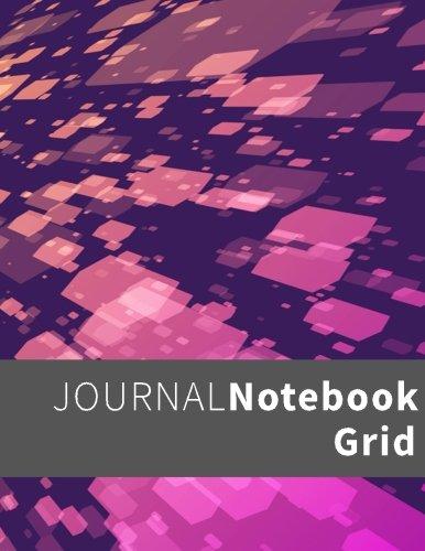 Journal Notebook Grid: Graph Paper Notebook