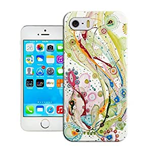LarryToliver You deserve to have ORIGINAL ABSTRACT Flower ART Painting For iphone 5/5s Cases