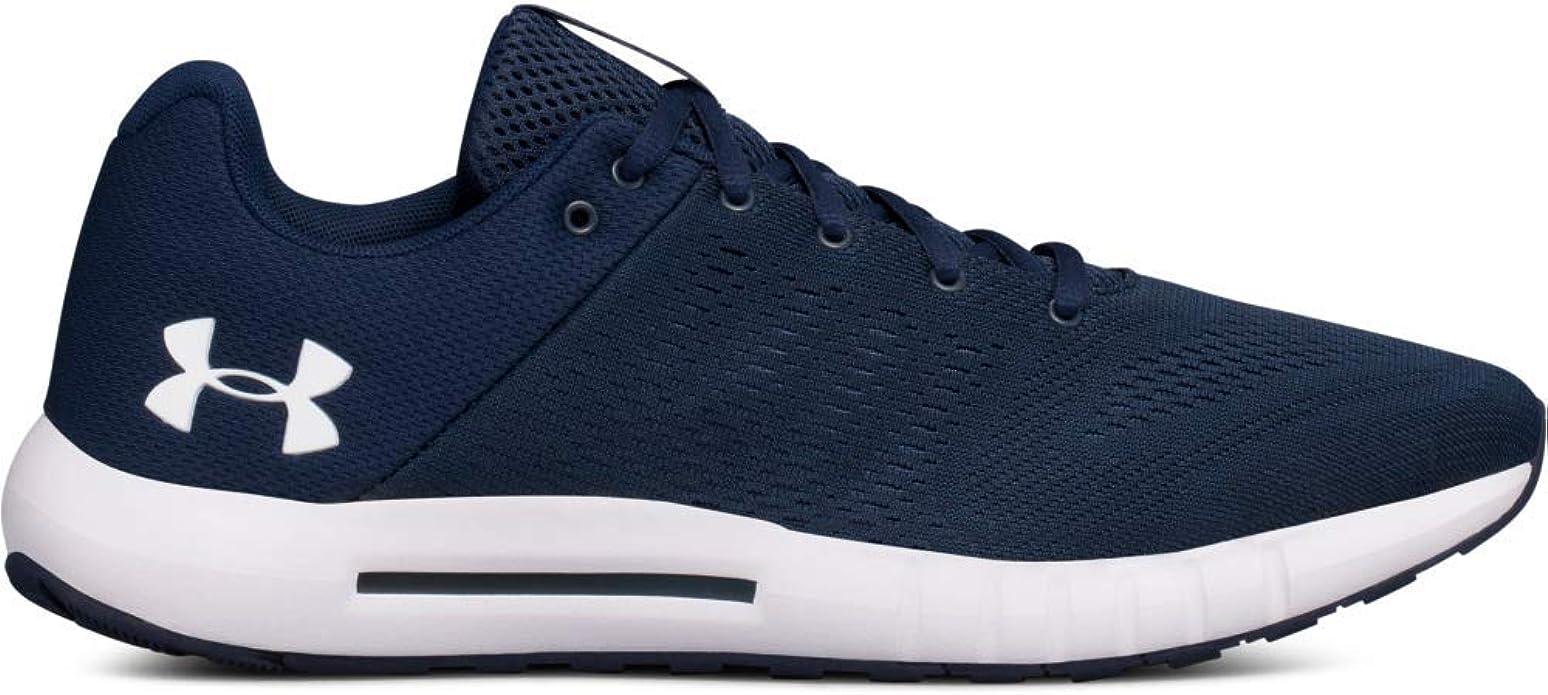 Under Armour Micro G Pursuit Sneakers Herren Blau/Weiß
