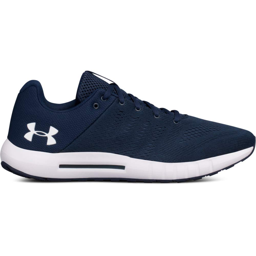 outlet store ee199 79909 Under Armour Micro G Pursuit Men's Trainers, Jogging Shoes Featuring Micro  G Foam, Flexible and Comfortable Sport and Gym Shoes