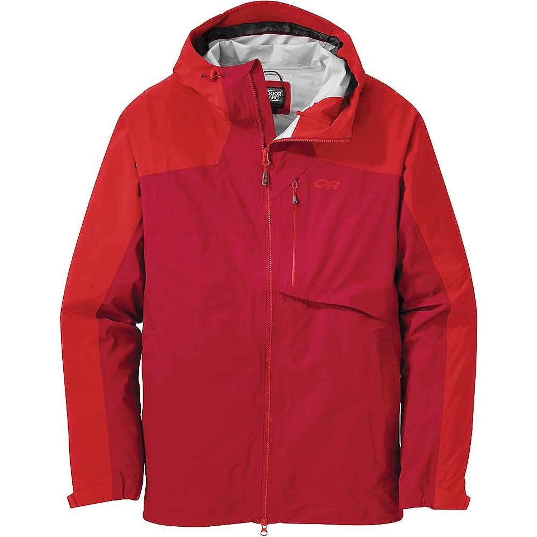 アウトドアリサーチ アウター ジャケットブルゾン Outdoor Research Men's Bolin Jacket Agate 1ch [並行輸入品] B075DZVQBH XL