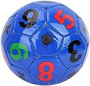 PVC Material Safe Children Soccer Ball, Sports Football, for Kids Children Play