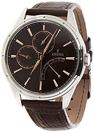 Festina F16974/3 F16974/3 Mens Wristwatch Design Highlight