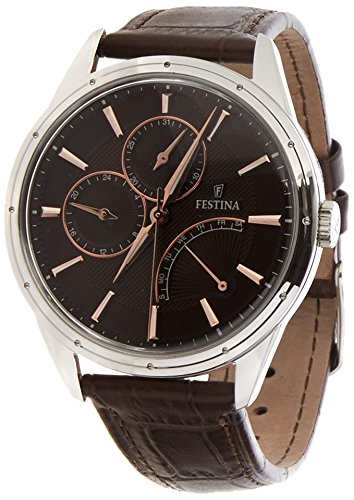 Amazon.com: Festina F16974/3 F16974/3 Mens Wristwatch Design Highlight: Watches