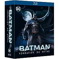 Batman Fondation du mythe: The Dark Knight 1 & 2 + Year One + The Killing Joke - Blu-ray - DC COMICS