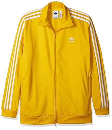 's Originals Franz Beckenbauer Tracktop, Tribe Yellow, L ()