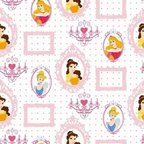 Marshalls Paper Barbie Sample Wallpaper A4 Red Pink Blue White