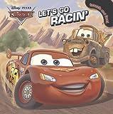 img - for Disney Pixar Cars Let's Go Racin' (Disney Touch & Feel) (2013-09-30) book / textbook / text book