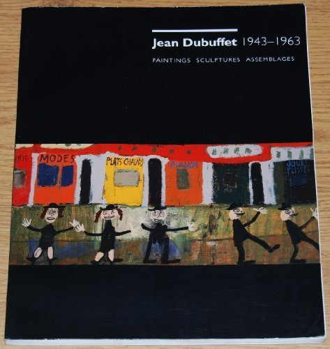 Jean Dubuffet 1943 - 1963 Paintings, Sculptures ()