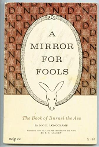 Book A Mirror for Fools: The Book of Burnel the Ass