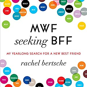 MWF Seeking BFF Audiobook