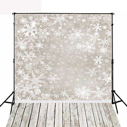 DODOING Christmas Snowflake Photography Background product image