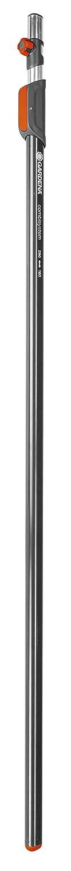 Aluminio Gardena 3721-20 Mango telesc/ópico 210-390 cm